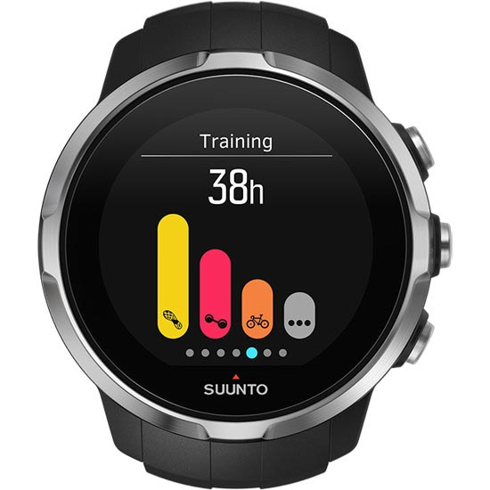 Suunto Spartan Sport Black HR - Photo de détail