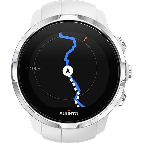 Suunto Spartan Sport White HR - Photo de détail