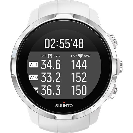 Suunto Spartan Sport White - Photo de détail
