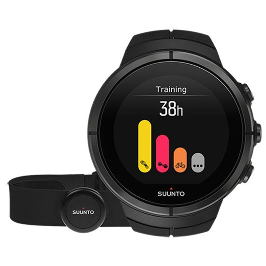 Suunto Spartan Ultra All Black Titanium HR - All Black Titanium