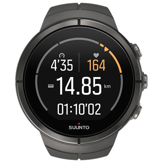 Suunto Spartan Ultra Stealth Titanium HR - Photo of detail