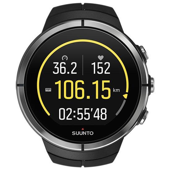 Suunto Spartan Ultra Black HR - Photo of detail