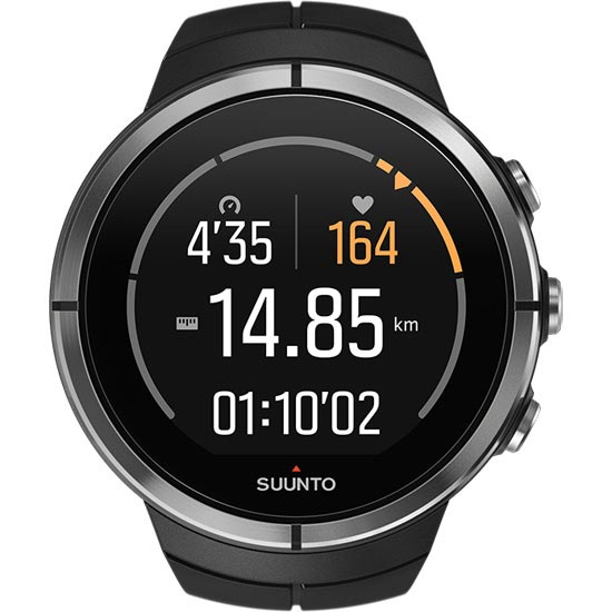 Suunto Spartan Ultra Black - Photo de détail