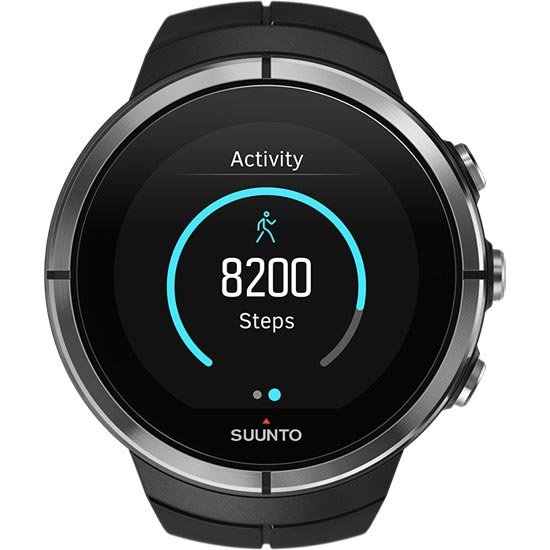 Suunto Spartan Ultra Black - Photo of detail