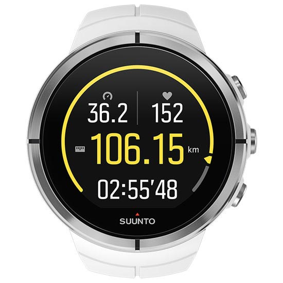 Suunto Spartan Ultra White - Photo of detail