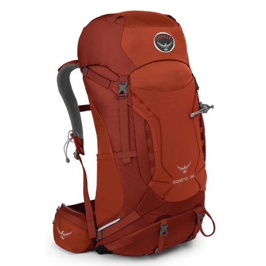 Osprey Kestrel 38 - Dragon Red