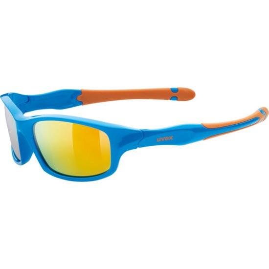 Uvex Sportstyle 507 Jr - Blue Orange