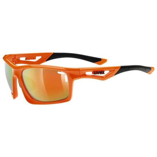 Uvex Sportstyle 700 - Orange/Mirror Orange