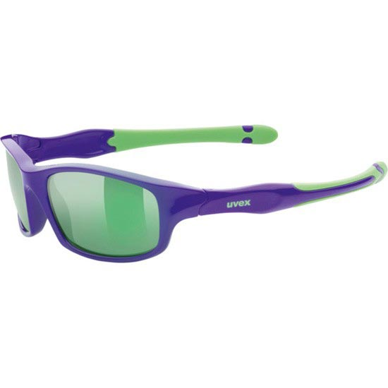 Uvex Sportstyle 507 Jr - Lilac/Green