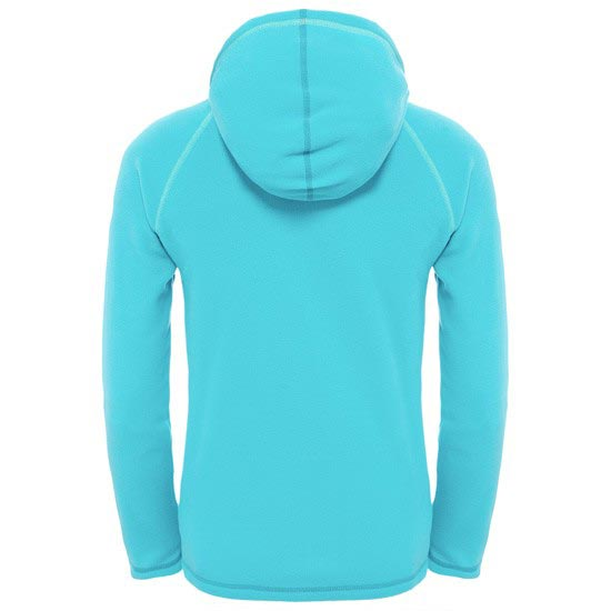 The North Face Glacier Full Zip Hoodie G - Photo de détail