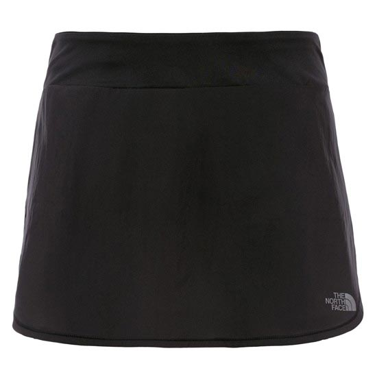 The North Face Better Than Neked Long Haul Skirt W - TNF Blcak