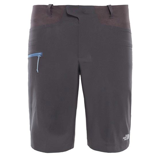 The North Face Subarashi Short - Asphalt Grey