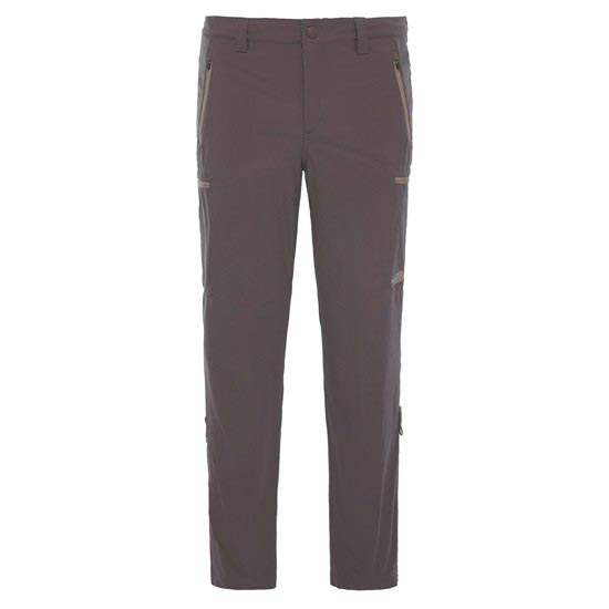 The North Face Exploration Pant - Weimaraner Brown