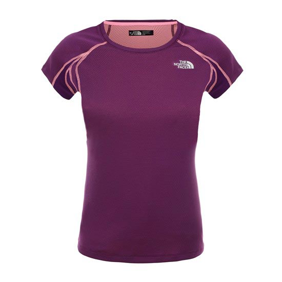 The North Face Go Light Go Fast S/S Tee W - Pamplona Purple