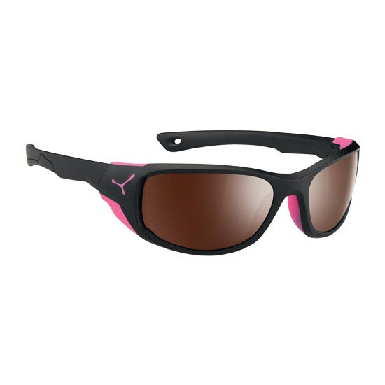 Cebe Jorasses M - Matt Black/Pink