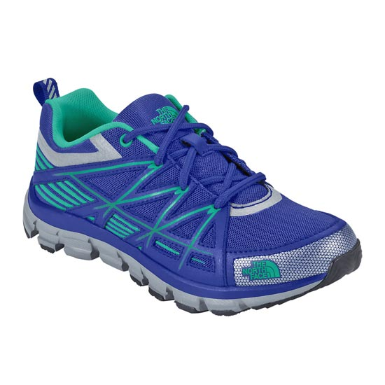 The North Face Endurance Jr - Marker Blue/Blarney Green