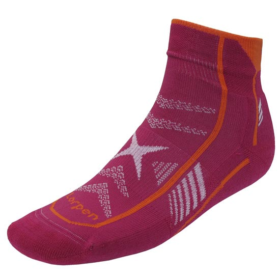 Lorpen T3 Ultra Trail Running Padded - Berry