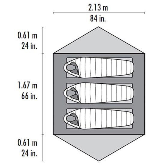Msr Carbon Reflex 3 - Photo of detail