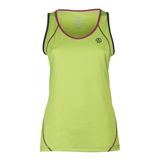 Ternua Camiseta Swook W - Verde Lima
