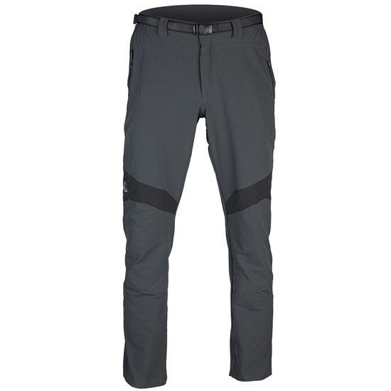 Ternua Pantalón Musal - Antracita/Negro