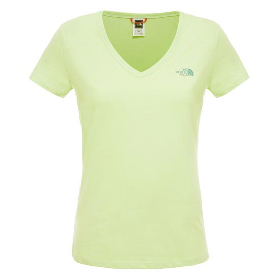 The North Face S/S Simple Dome Tee W - Budding Green