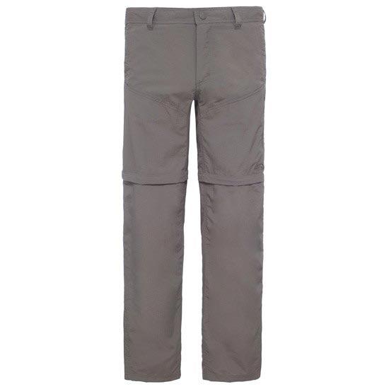 The North Face Horizon Zip-Off Pant - Weimaraner Brown
