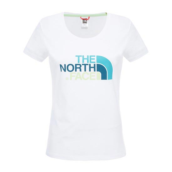 The North Face S/S Easy Tee W - TNF White