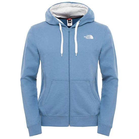 The North Face Open Gate Full Zip Hood Light - Moonlight Blue