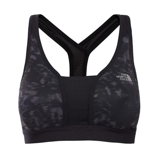 The North Face Stow-n-go III Bra W - TNF Black Print