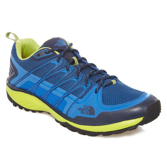 The North Face Litewave Explore - Blue Quartz/Lantern Green