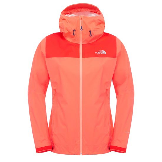 The North Face Diad Jacket W - Fiery Red