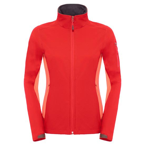 The North Face Ceresio Jacket W - Fiery Red