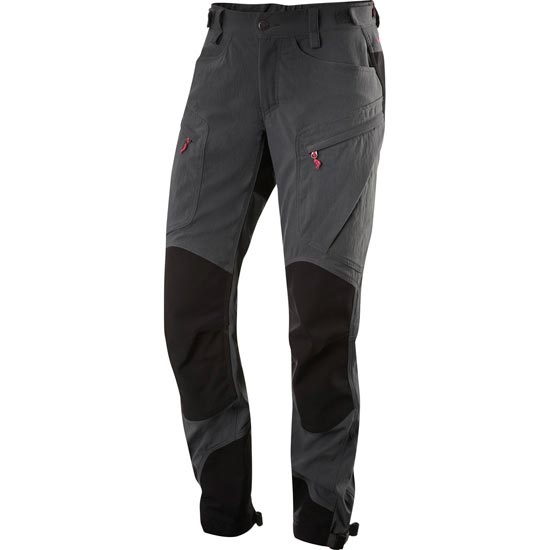 Haglöfs Rugged II Mountain Pant W - Magnetite/True Black