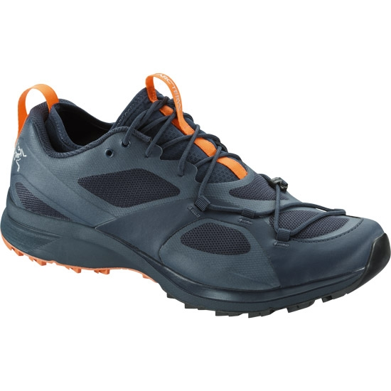 Arc'teryx Norvan VT GTX - Blue Nights/Signal