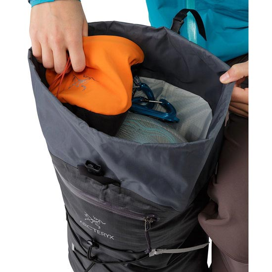 Arc'teryx Alpha FL 30 - Photo de détail