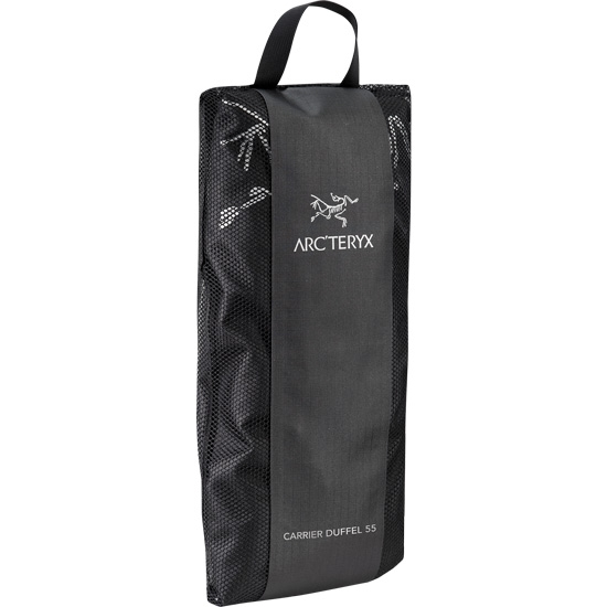 Arc'teryx Carrier Duffel 55 - Photo of detail