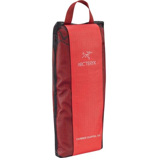 Arc'teryx Carrier Duffel 55 - Cardinal