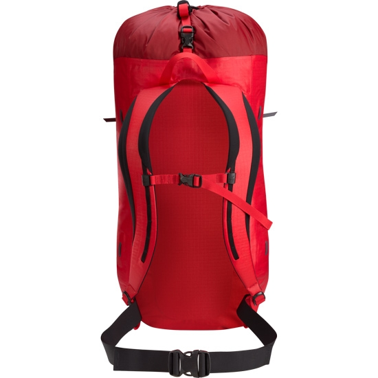 Arc'teryx Alpha FL 45 - Photo of detail