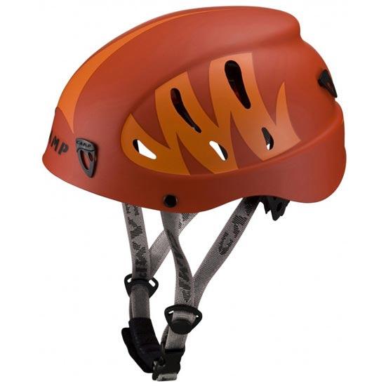 Camp Armour Helmet - Red/Orange