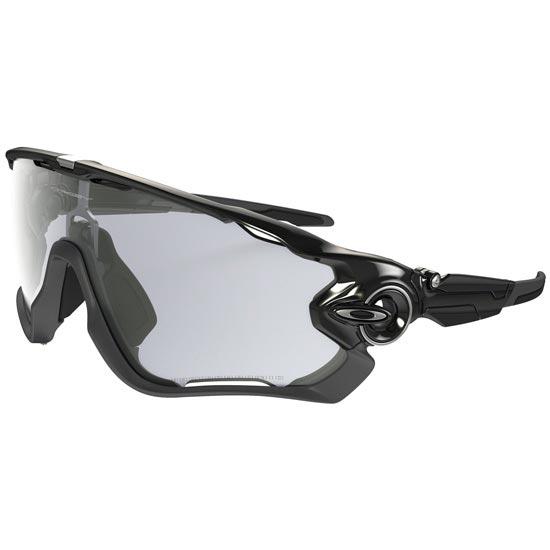 Oakley Jawbreaker Photochromic - Polished Black