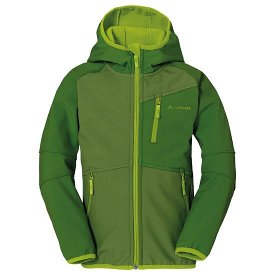Vaude Rondane Jacket II Kids - Parrot Green