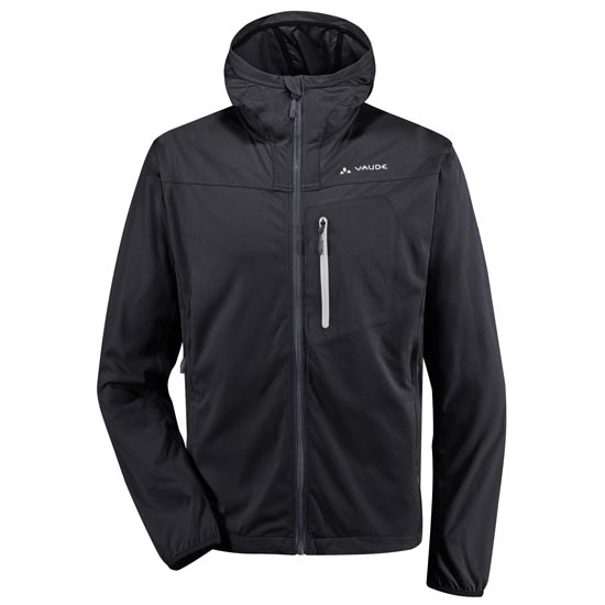 Vaude Durance Hooded Jacket - Black