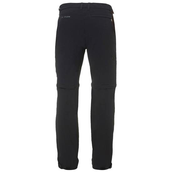 Vaude Farley Stretch T-Zip Pants II - Photo of detail