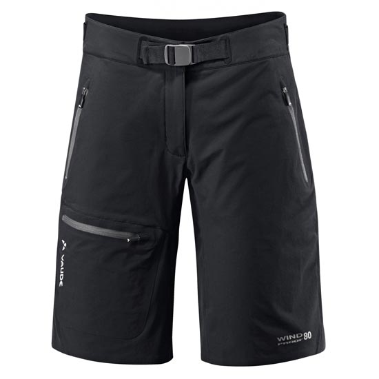 Vaude Badile Shorts W - Black