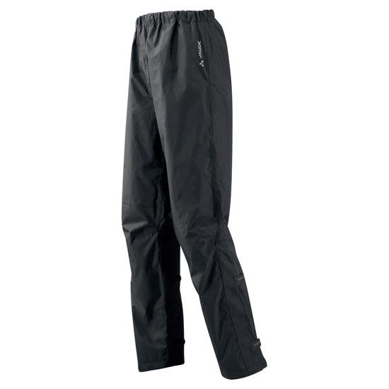 Vaude Fluid Pants II - Black