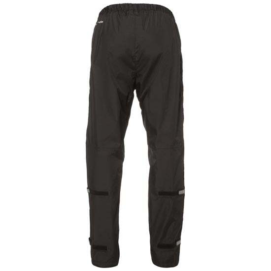Vaude Fluid Full-Zip Pants II - Photo of detail