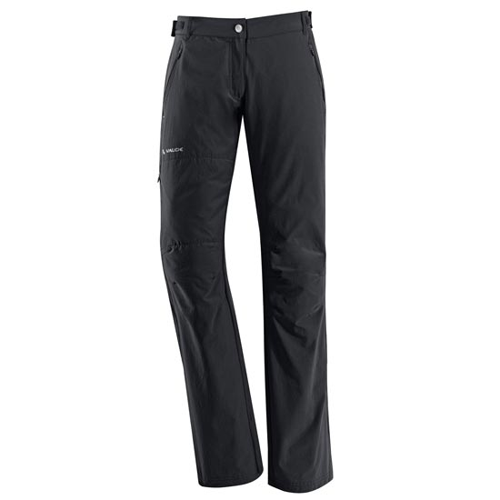 Vaude Farley Stretch Pants II W - Black