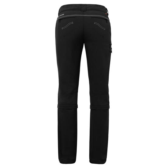 Vaude Skomer Capri Zo Pants W - Photo de détail