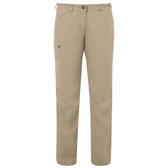 Vaude Farley Pants IV W - Muddy