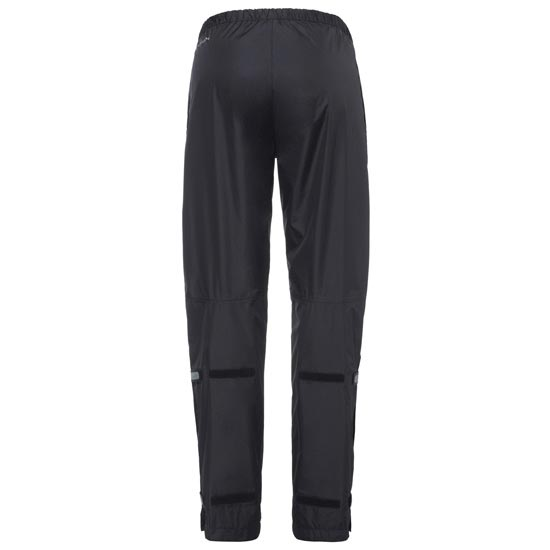 Vaude Fluid Full-Zip Pants W - Foto de detalle